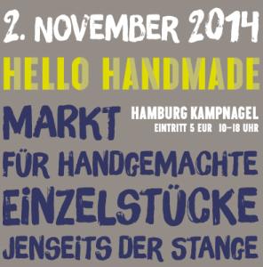 Ganz schön voll, aber trotzdem abseits der Masse: Einkaufen auf dem hello handmade-Markt. Foto: hello-handmade